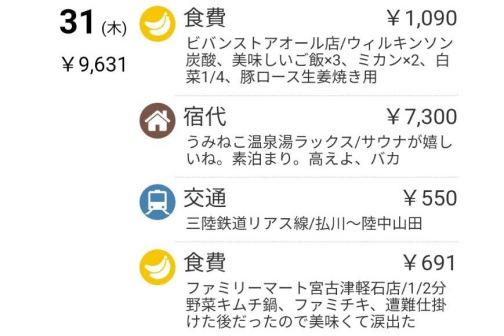 12.31_家計簿